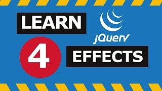 Jquery effects tutorials in Hindi - Part 4
