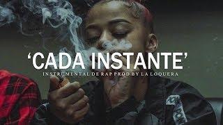 CADA INSTANTE - BASE DE RAP / HIP HOP INSTRUMENTAL USO LIBRE (PROD BY LA LOQUERA 2019)