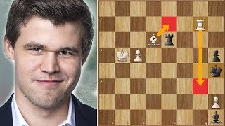 Forced Checkmate in 26 Moves? | Tata Steel 2018. | Round 12