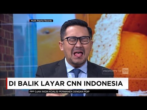 Dosa Di Balik Layar CNN Indonesia