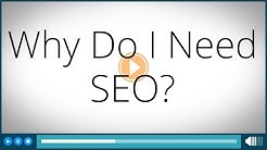 Why Do I Need SEO?