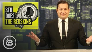 The Washington Redskins Are Changing Their Name to Appease Woke Psychos | Stu Does America