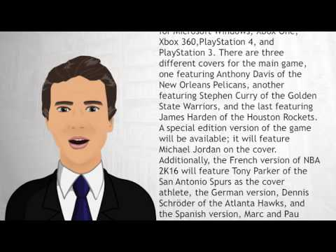NBA 2K16 - Wiki Videos