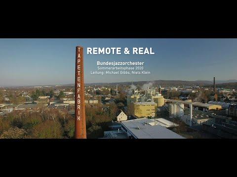 "Bundesjazzorchester (BuJazzO) Sommerarbeitsphase ""Remote & Real"" 2020"