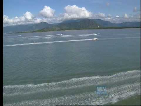 NQOSSA Cairns to Port Douglas Ski Race promo