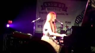 Tori Amos - Crucify (live at SXSW)