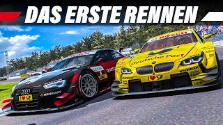 RaceRoom Racing Experience – DTM 2013 #2: Hockenheimring 1 Rennen | 4K Gameplay German