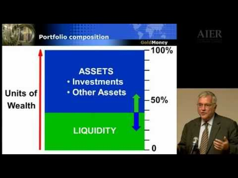 James Turk Lecture ~ Bullion and Beyond ~ A World of Choices for Gold
