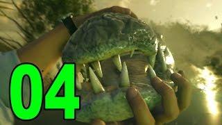 Battlefield: Hardline - Part 4 - Gator Bait (Let