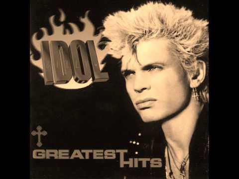 Billy Idol - Eyes Without A Face (Extended Version) mp3 letöltés