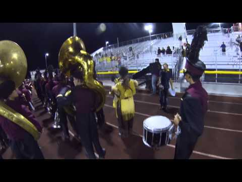 Simi Valley High School Marching Pride John Dawson SnareCam