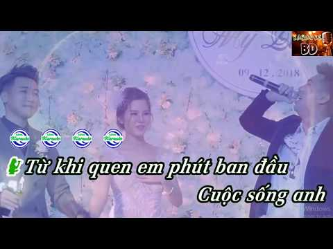 [Karaoke] Em Sẽ Là Cô Dâu