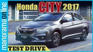 Honda City 2017 | Test Drive | Car Reviews | Manorama Online