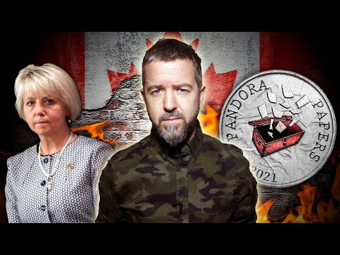 The Truth About THE PANDORA PAPERS, Booster Shots FOR LIFE And Martial Law COMING TO CANADA???