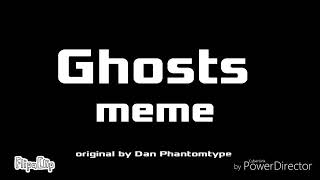 Ghosts//animation meme//flipaclip(kinda old qwp) 700 SUB SPECIAL!!!! (reupload)