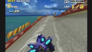 Sonic Adventure 2 DLC - High Speed Trial