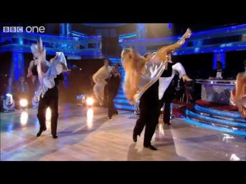 Pro Dancer Performance - Strictly Come Dancing 2010, Week 7 - BBC One