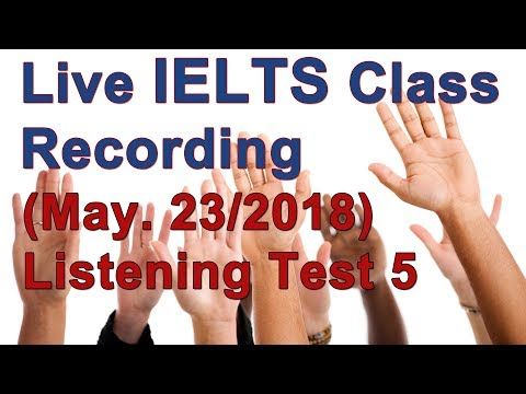 IELTS Listening Practice and Strategy for High Scores