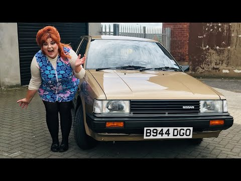 IDRIVEACLASSIC Reviews: 1980s Nissan Datsun Cherry N12