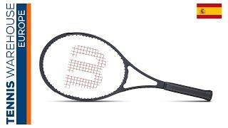 Informe de la raqueta Wilson Pro Staff 97 CV
