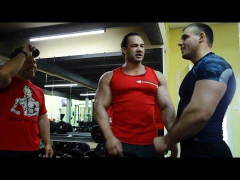Игорь Гостюнин и Bo Pistolet
