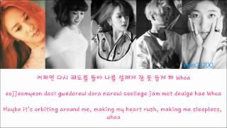 f(x) - Signal (시그널) [Hangul/Romanization/English] Color & Picture Coded HD
