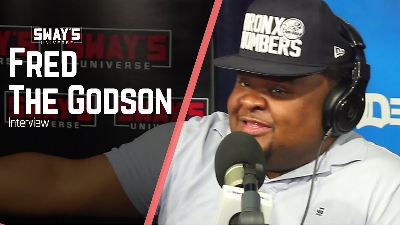 Fred The Godson Talks New Music and Premiers His New Collaboration With Rick Ross | Sway's Univ