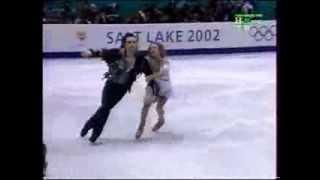 Lobacheva & Averbukh (RUS) Olympics 2002 FD