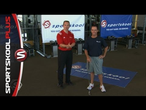 Fitness for Golfers with Personal Trainer Mark Verstegen Part 2