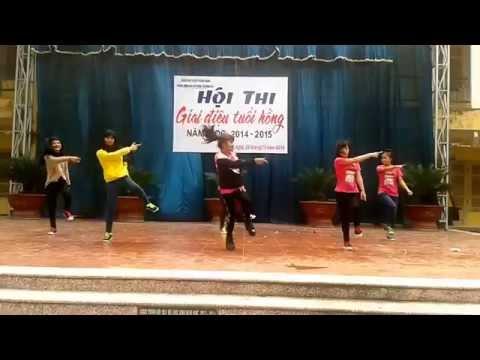 LA LA LA DANCE - THPT YÊN DŨNG SỐ 1