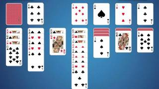 Klondike - How To Play (Rules) - Solitaire Kingdom (Card Game)