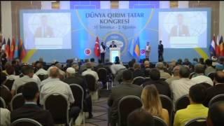 Crimean Tatars Meet in Turkey: Ukrainian foreign minister blasts Kremlin for annexation of Crimea