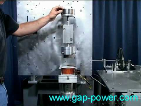 FREE ENERGY # 24  Working Magnetic Overunity Device - Magnetic Neutralization