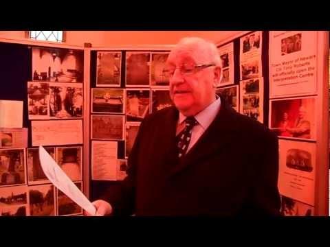 Chris Grant Roll Of Honour Ransome & Marles Bombing Newark On Trent