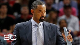 Michigan hires Juwan Howard as the new head coach | SportsCenter