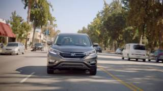 The 2016 Honda CR-V: The Perfect Balance of Style and Substance thumbnail