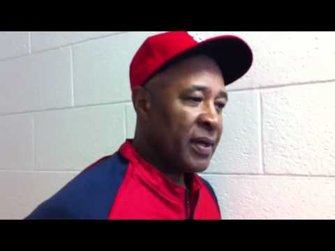 "Ozzie Smith talks about returning ""home"""