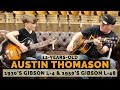 Austin Thomason with Nick Dias | 1930's Gibson L-4 and 1950's Gibson L-48 at Norman's Rare Guitars