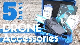 TOP 5 DJI Mavic Pro Accessories For Beginners   Freewell Review