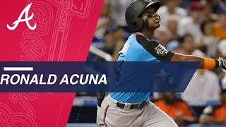 Top Prospects: Ronald Acuna, OF, Braves