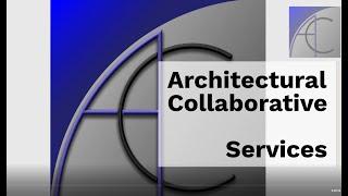 Architectural Collaborative Services