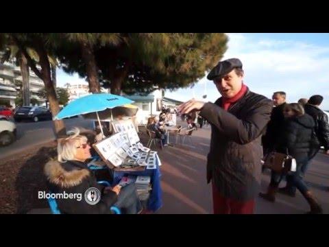 Ayhan Sicimoğlu ile RENKLER - Cannes