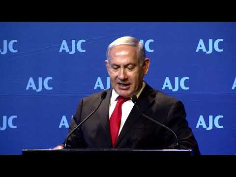 PM Netanyahu's Remarks at the AJC Global Forum