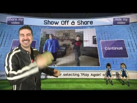 Kinect Sports Review - Angry Joe