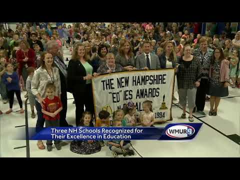NH Schools Recognized For Their Excellence In Education