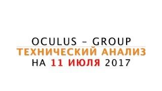 Технический анализ рынка Форекс на 11.07.2017 от Лушникова Максима | OCULUS - Group