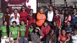 TORNEO DE FUTBOL FEMENIL 7  COPA IMPUSO 2016