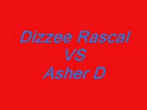 Dizzee Rascal VS Asher D