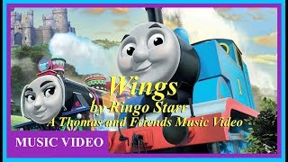 thomas music video wings