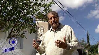 Raúl Aguilar y el barrio Olivos